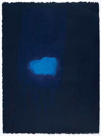 Robyn Denny, 'Moody Blues 21 (2)', 1990