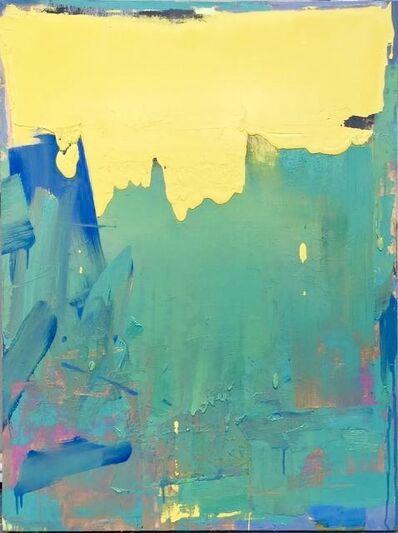 Feng Lianghong 冯良鸿, 'Yellow 17-15-23', 2017