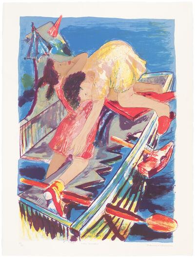 Philemona Williamson, 'Lifes Buoyancy', 1993