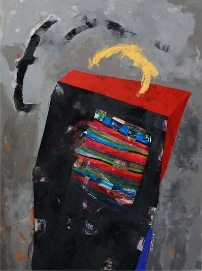 Ala' Hamameh, 'A Suitcase Memory 11', 2018