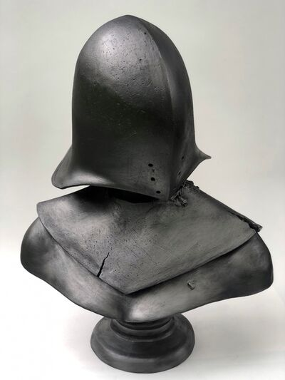 Emil Alzamora, 'Warrior 5', 2019