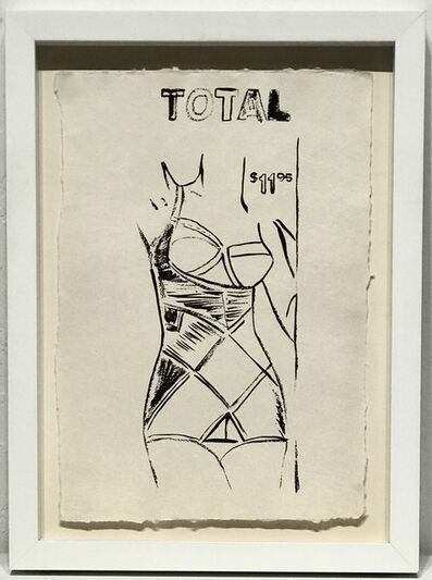 Andy Warhol, 'TOTAL (F/S CAT. #IIIA.69)', 1986