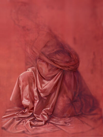 Hiroyuki Masuyama, 'Drapery Study, Leonardo da Vinci No.01', 2012