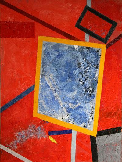 David Urban, 'The Eye as Dove: The Window Key', 2012