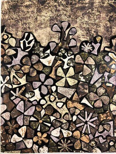 Jean Dubuffet, 'Jardin de quite-vite', 1957