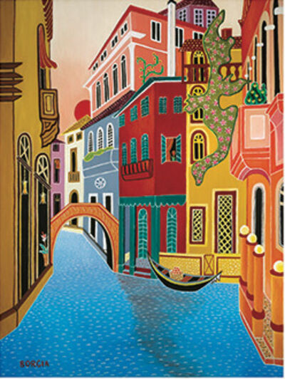 Carl Borgia, 'Venetian Sun ', 2019