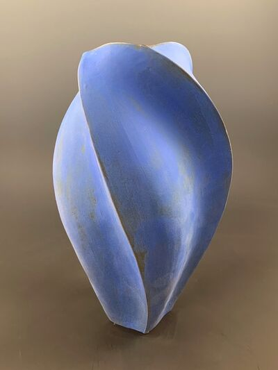 Peter Cunicelli, 'Blue Vase', 2019