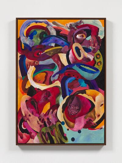 Ahmed Alsoudani, 'Trembling Wings', 2021