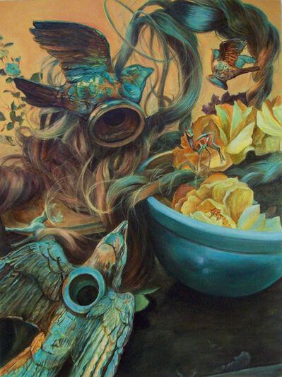 Amanda Besl, 'The Ravens', 2015