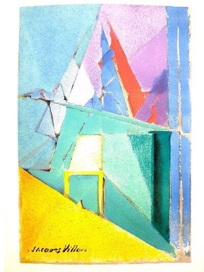 """Jacques Villon, 'Original Lithograph """"Composition"""" by Jacques Villon', 1964"""