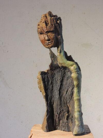 Dietrich Klinge, '3tomoé', 2018