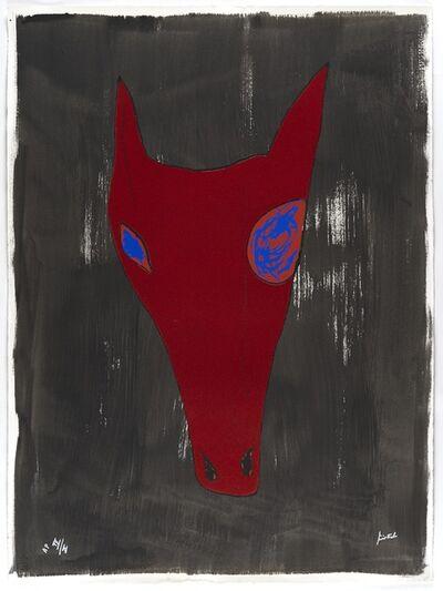 Jimmie Durham, 'BLEW C SPIRIT', 2020