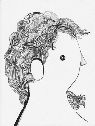 Rebeca Raney, 'Triangle Nose', 2013