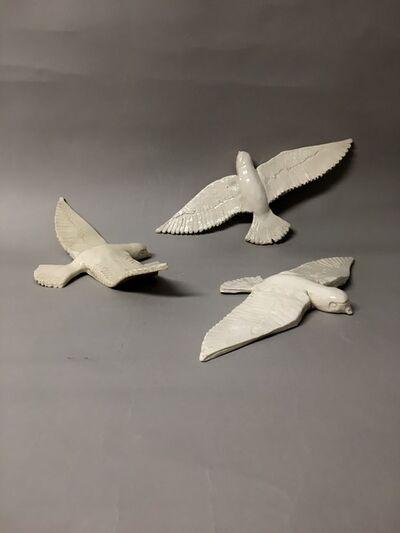 Meagen Svendsen, 'Swallows In Flight', 2019
