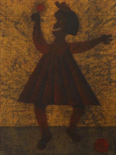 Rufino Tamayo, 'Nina ( Girl)', 1981