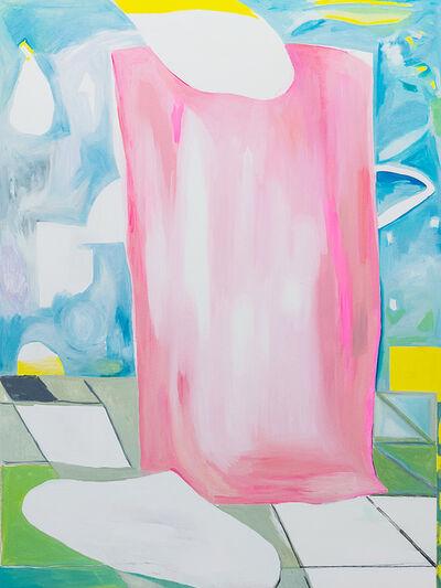 Alejandra Seeber, 'Pink Hanging', 2015