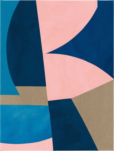 Sarah Crowner, 'Untitled', 2018