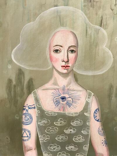 Anne Siems, 'Winged Eye', 2020