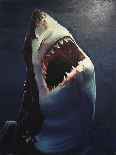 Matthew Roberston, 'White Shark', 2016