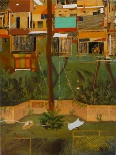 Lisa D Manner, 'Pocket Park', 2015