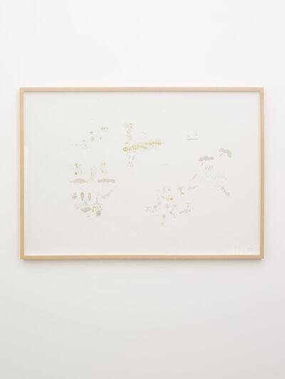 Gianfranco Baruchello, 'Also sprach', 2005