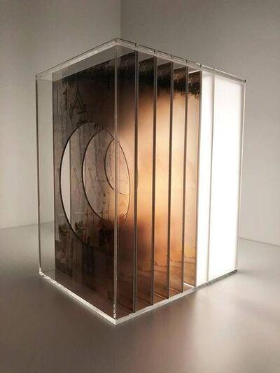 Magda Von Hanau, 'O Parque, Light box wall sculpture', 2017