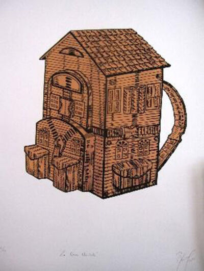 Abel Barroso, 'La Casa Mochila', 2016