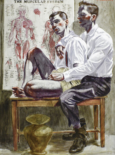 Mark Beard, 'The Anatomy Lesson', date unknown