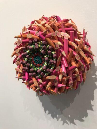 Federico Uribe, 'Pencil Flower - Pink', 2019