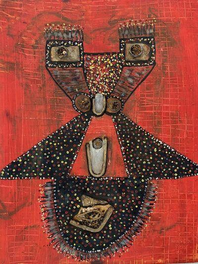 Mamoudou BOLLY, 'Untitled 5', 2017