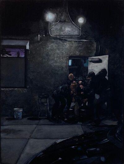 Tony Shore, 'Exit', 2008