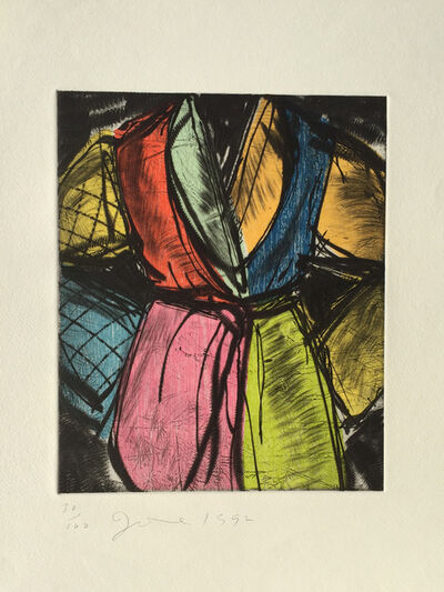 Jim Dine, 'Clinton Robe ', 1992