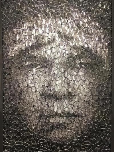 David Datuna, 'Muhammed Ali', 2017