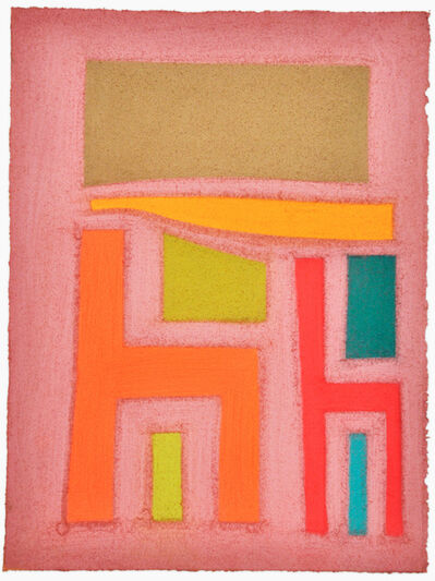 Julian Martin, 'Untitled (Colored shapes)', 2014