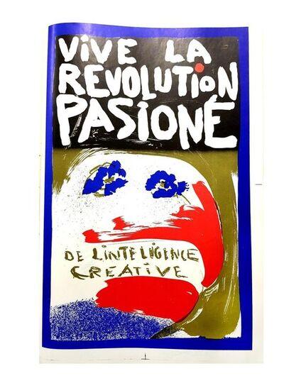 "UNKNOW, 'Mai 68 Original French Poster ""Revolution"" ', 1968"