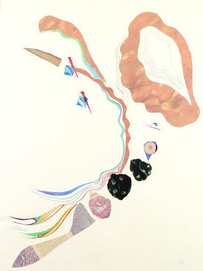 Ellen Sherman Zinn, 'Collage # 4', 1995