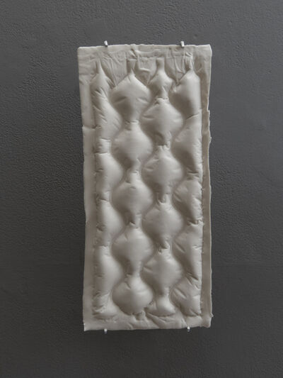 Cynthia Reynolds, 'air pillow packaging, serpentine : recto', 2018