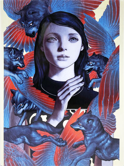 James Jean, ''FABLES: The Complete Covers'', 2015