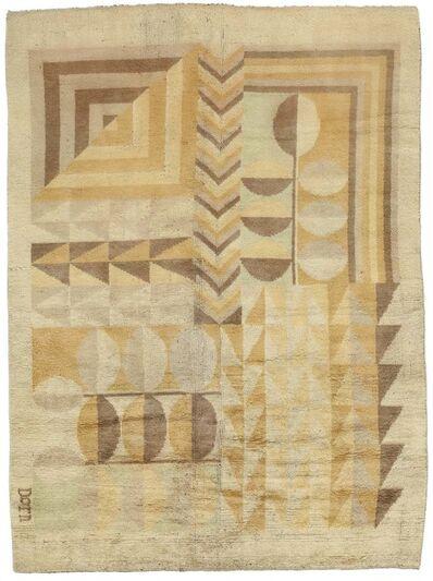 Marion Dorn, 'Rug', ca. 1930