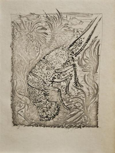 Pablo Picasso, 'La Langouste (The Lobster)', 1936