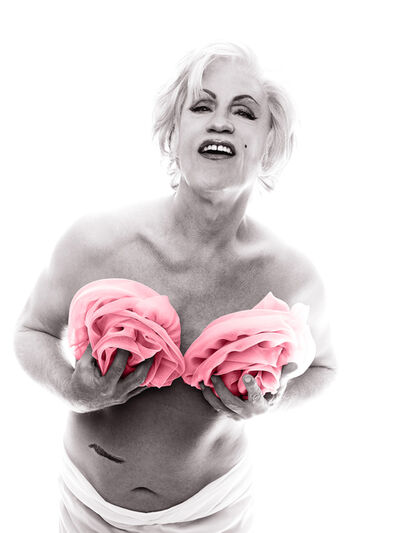 Sandro Miller, 'Bert Stern / Marilyn in Pink Roses (from The Last Session, 1962)', 2014