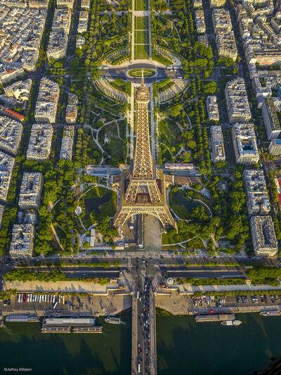 Jeffrey Milstein, 'Eiffel Tower 1', 2019