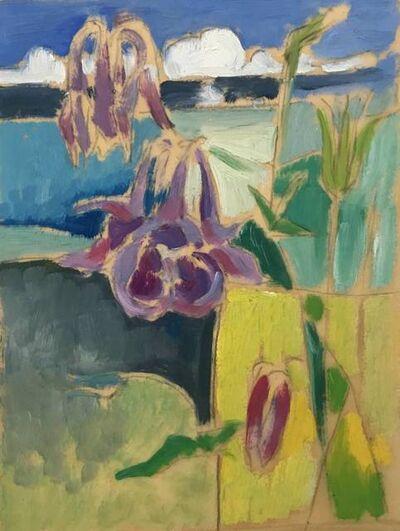 Werner Drewes, 'Untitled (Irises)', ca. 1955