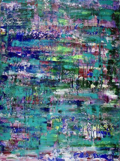 Nestor Toro, 'Caribbean mangrove forest', 2020