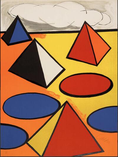 Alexander Calder, 'The Trap', 1973