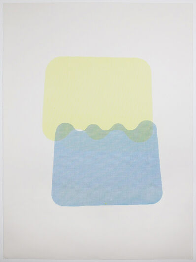 Brad Tucker, 'Blue & Yellow', 2014