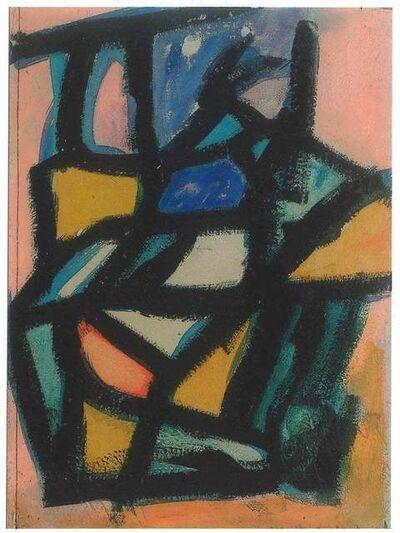 Giorgio Lo Fermo, 'Abstract Expression', 1998