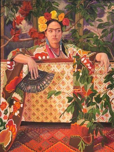Leslie DuPratt, 'Pensive Frida'