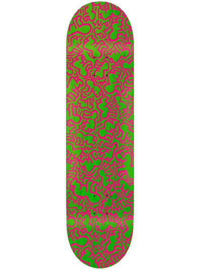 Keith Haring, 'Keith Haring Radiant Baby Skateboard Deck', 2013