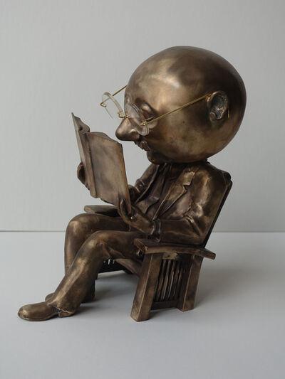 Roger Jacobsen, 'The Reader #12', 2010